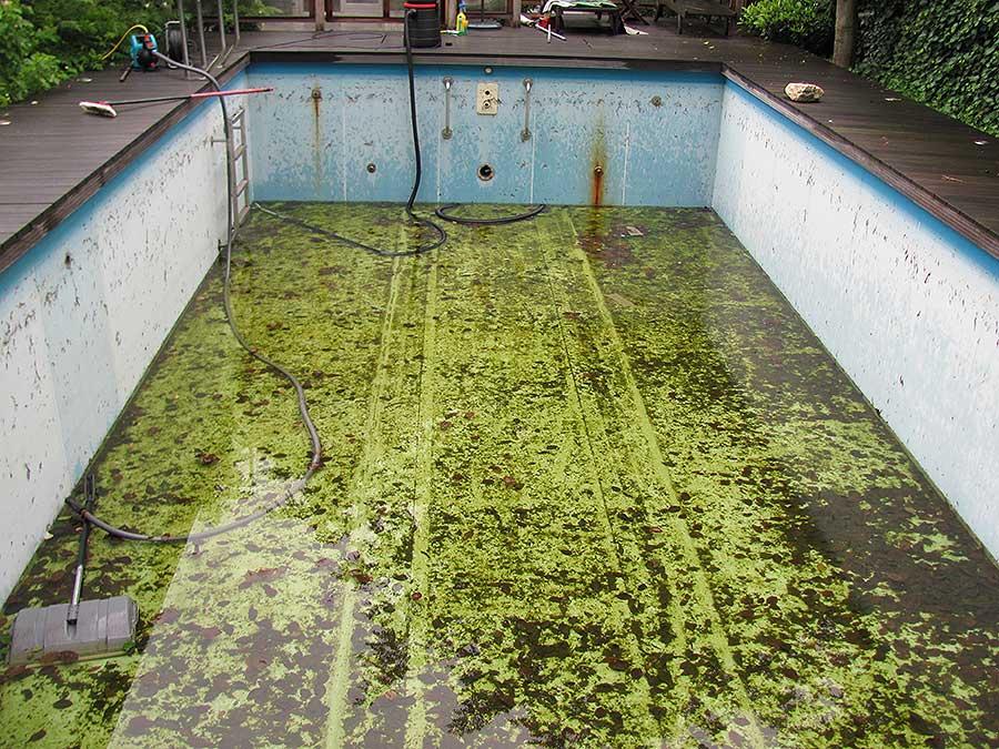 Schwimmbadsanierung aus alt wird neu mp pools for Folie schwimmbad