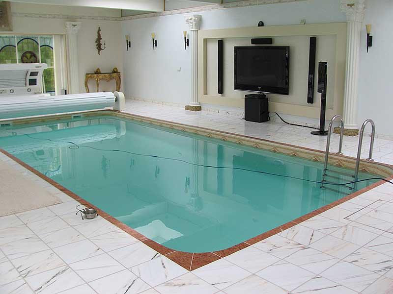 Pool für innen - Poolbauer in Schleswig-Holstein und Hamburg