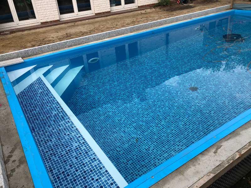 Schwimmbad für aussen MP Pools